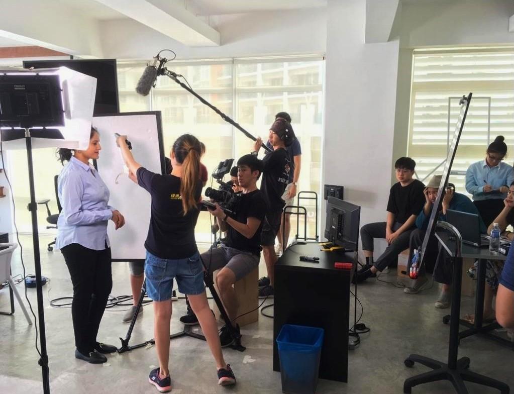 Corporate Video Production Studio