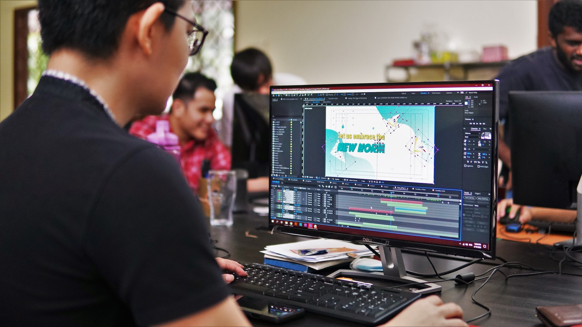 Infographic Video Production Malaysia
